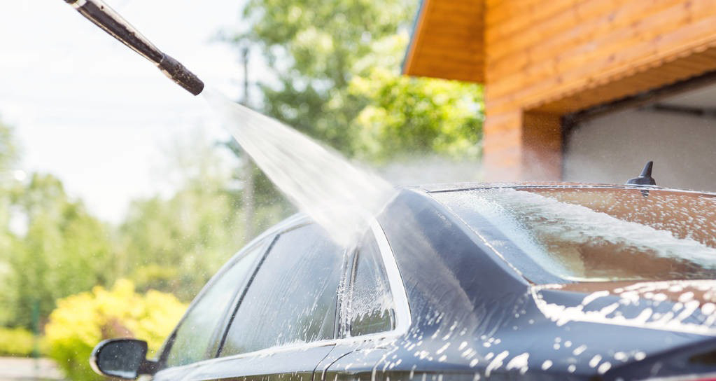 小车便利自助洗车